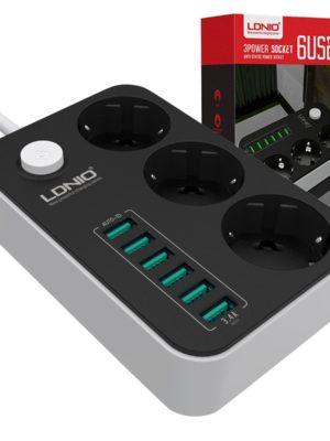 LDNIO-5V-3_4A-Desktop-3-Power-Socket-6-USB-Port-5_24ft1_6m-EU-Plug-Charging-Socket (1)