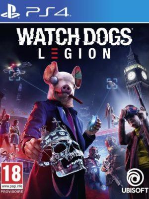 watch dogs legion jeu ps4