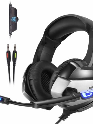ONIKUMA-K5-Ecouteur-anti-Bruit-Microphone-Contrôle