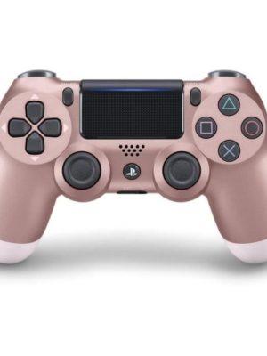 Manette Officiel PS4 DualShock 4 V2 - Rose Gold