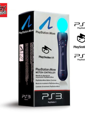 Manettes PlayStation Move 4.0 pour PS4