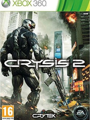 Crysis 2 xbox live
